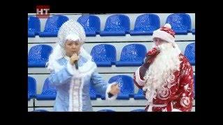 Федерация тхеквондо Новгородской области провела традиционный предновогодний турнир