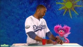 Sesame Street: Matt Kemp and Abby - Attach