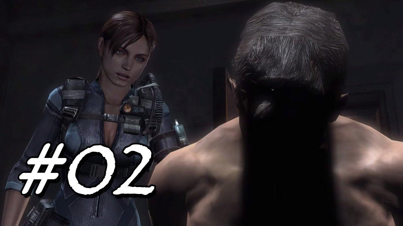[Let's Play] Resident Evil Revelations – 02 – Die Rettung von Chris