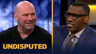 Dana White talks Jon Jones UFC 232 title fight and Conor McGregor's future   UFC   UNDISPUTED