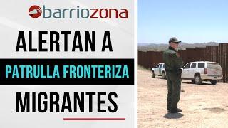 Patrulla Fronteriza alerta a migrantes de peligros en Sasabe, Arizona