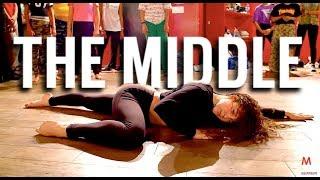 """ZEDD - """"The Middle"""" l Choreography by @NikaKljun"""