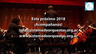 Logros 2017, Fundación Sistema de Orquestas Infantiles y Juveniles de Argentina (SOIJAr)