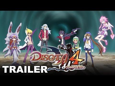 Disgaea 4 Complete+ - E3 Announcement Trailer (Nintendo Switch, PS4) thumbnail