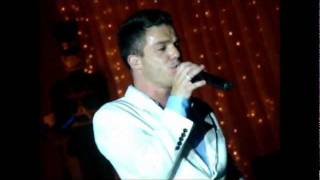 Anthony Callea - Rain live at Carols in The Park Pine Rivers 26th November 2011