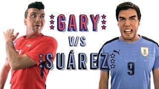 Imitación Stefan Kramer - Gary vs Suárez - El nuevo Clásico
