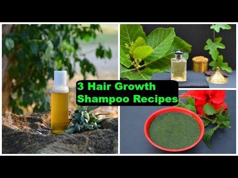 Natural herbs para sa buhok pagkawala