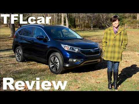 2015 Honda CR-V Review: The Nerdy Ride becomes the Popular Kid