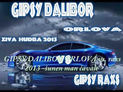 Gipsy Dalibor Orlová - GIPSY DALIBOR ORLOVÁ vs. raxs 2013 -šunen man čavale