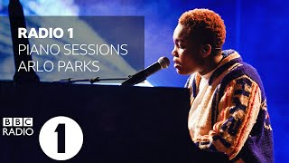 Arlo Parks - Ivy by Frank Ocean - Radio 1 Piano Session