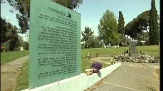 כתבה על ניצולי השואה בקיבוץ בטלוויזיה האיטלקית(1 סרטונים)