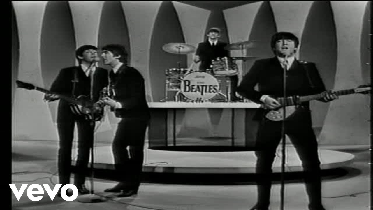 The Beatles - Twist & Shout - Performed Live On The Ed Sullivan Show