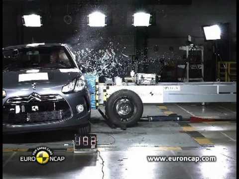 NCAP: Citroën DS3