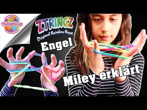Ztringz ENGEL FIGUR von Miley erklärt - How it works! Academy | Mileys Welt