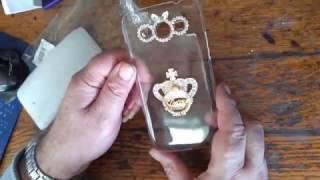 Чехол Samsung Galaxy grand 2 duos g7106 g7102. от компании Интернет-магазин-Модной дешевой одежды. - видео