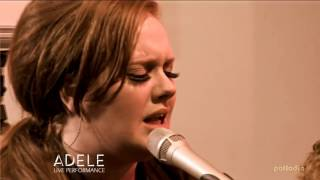 Adele - MTV Unplugged (Live at New York City's Nyehaus) 2009