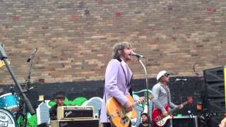 You Am I - Mr Milk - Vic on the Park - 01/01/14