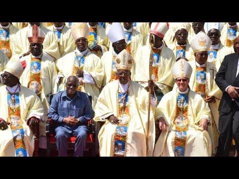 LIVE: Misa ya kumsimika Askofu Mteule Jimbo Kuu katoliki Mbeya (28/04/2019)