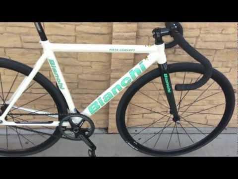 2009 Bianchi Pista Concept Track Bike