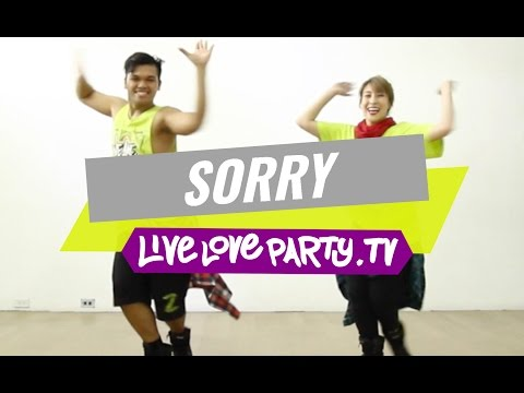 Sorry by Justin Bieber | Zumba with Madelle and Marlex | Live Love Party