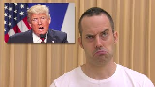 Describing Donald Trump in English - How to Develop English Fluency and Speaking Confidence