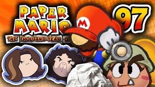 Paper Mario TTYD: Trash Rollin