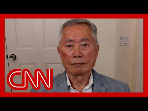 'Really frightening': George Takei responds to rise in anti-Asian violence