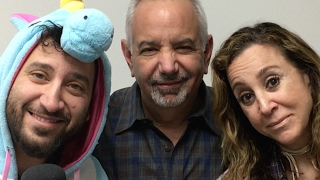 DJ Cohen, a man with stage 4 cancer, recites original poetry for Dennis & Judi