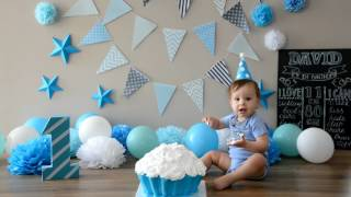 ★ DIY ★ Baby Birthday Idea For First Birthday Party Celebration   Gift Ideas For