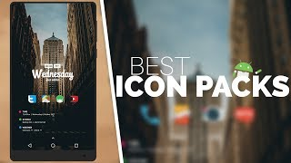 6 Best Free Icon Packs For Android 2017