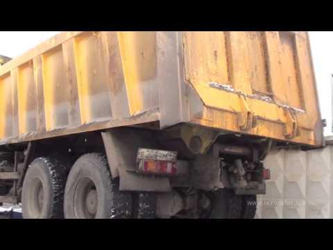 Ремонт глушителей грузовых автомобилей