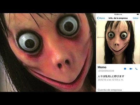 Witzig das Foto die Maske für die Person