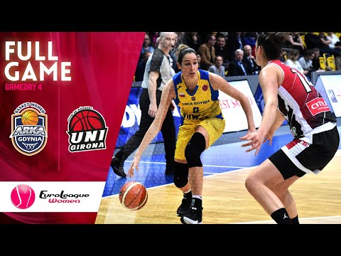 Arka Gdynia v Spar Citylift Girona – Full Game – EuroLeague Women 2019-20