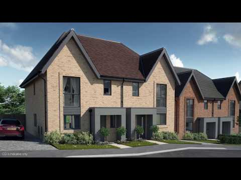 New Homes in Bournville