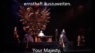 Elisabeth the musical (2002) - 05 To Each His Own (German subs with English translation)