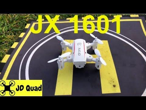 JX 1601 Flight Test Video - Courtesy of Banggood