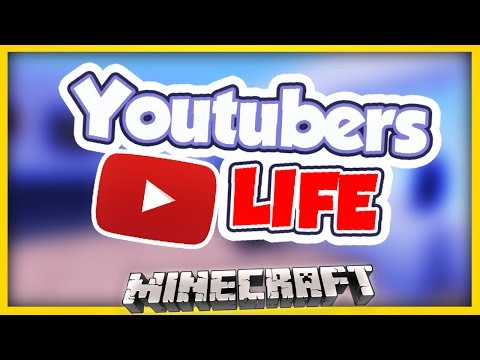 Youtubers Life Minecraft Project - Skin para youtuber minecraft indo