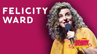 Felicity Ward - 2019 Melbourne Comedy Festival Opening Night Comedy Allstars Supershow