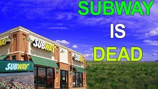 The Rise And Fall Of Subway | Will SUBWAY BE REPLACED BY MCDONALDS!