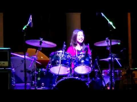 System Of A Down - Chop Suey! LIVE Drum Cover by Nur Amira Syahira