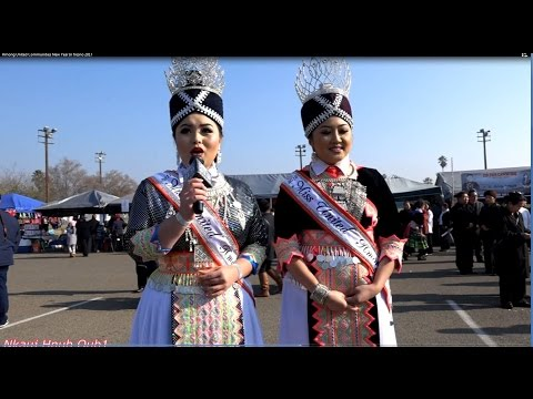 Hmong United Communities New Year In fresno 2017