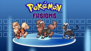 EPIC Pokemon fusions #1