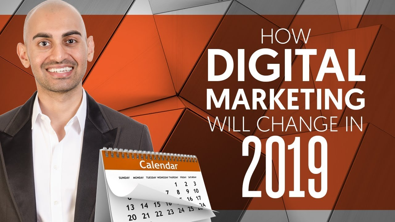 How Digital Marketing Will Change in 2019