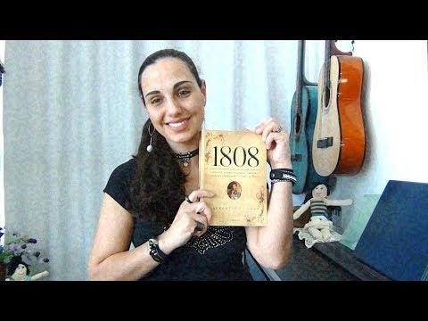 Resenha crítica do livro 1808 - Laurentino Gomes - #26