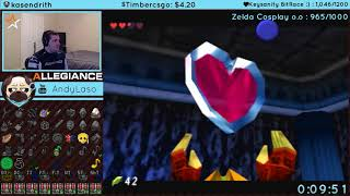 RANDOMIZED Ocarina of Time Part 1  WHAT IS HAPPENING?! - Most
