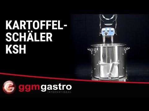 Kartoffelschäler KSH - GGM Gastro
