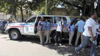 preview picture of video 'Policia allana Liceo Juan Pablo Duarte.m4v'