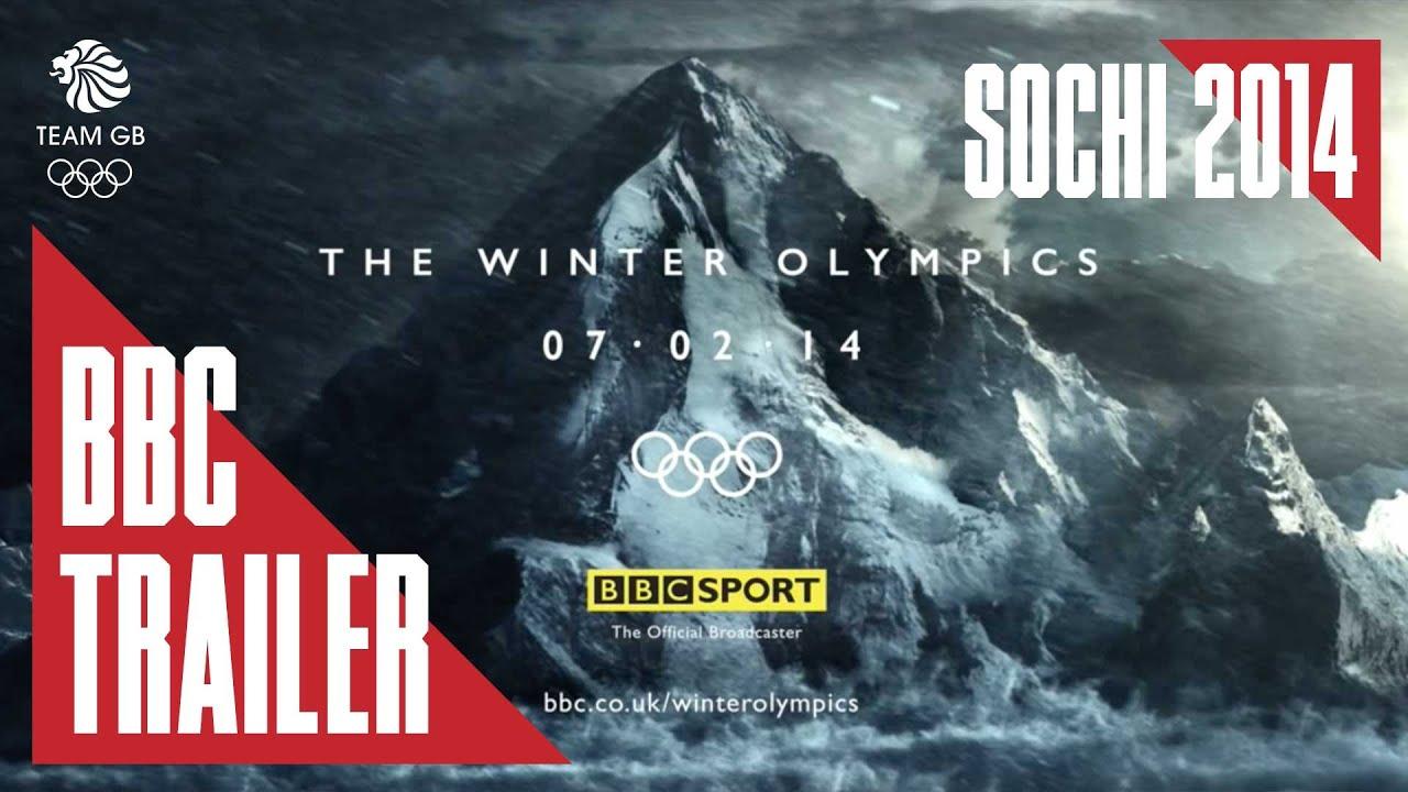 The 2014 Winter Olympics Has An Intense Trailer
