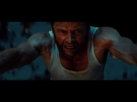 The Wolverine: Official Trailer HD - Hindi