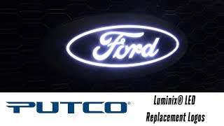 In the Garage™ with Total Truck Centers™: Putco Luminix® LED Replacement Logos